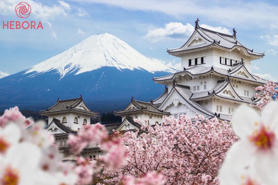 Nhật Bản - nơi nổi tiếng với những phương pháp làm đẹp bí truyền tự nhiên
