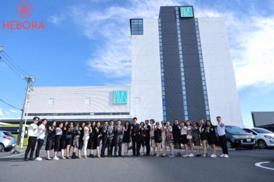 Tập đoàn AFC-HD AMS Life Science Co., Ltd