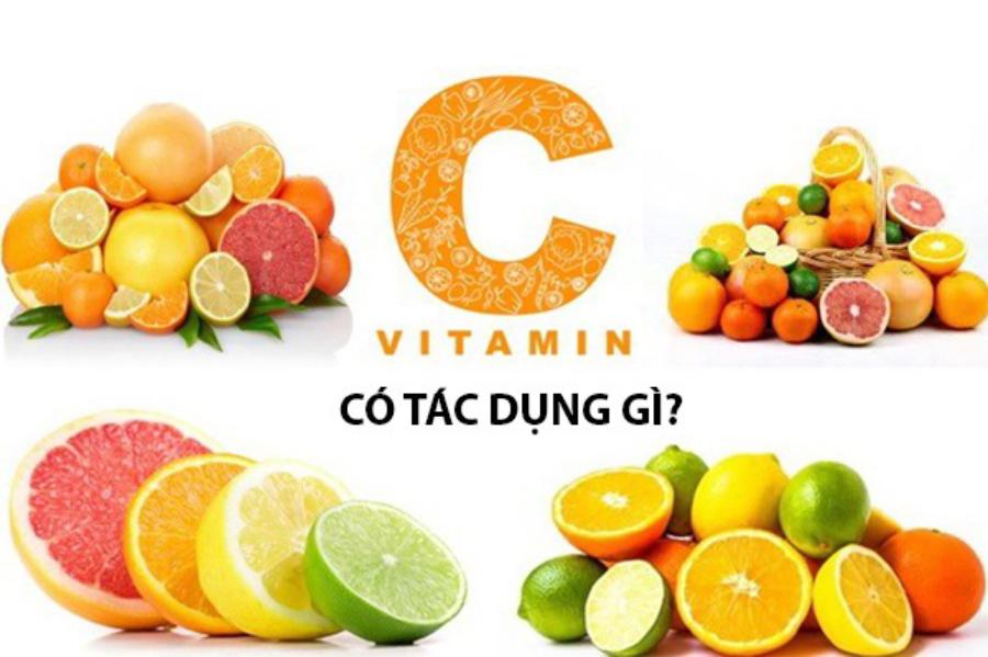 Vitamin C là chìa khóa trong nước uống trắng da của Nhật