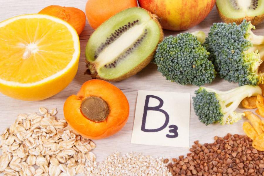 Vitamin B3 có tác dụng gì?