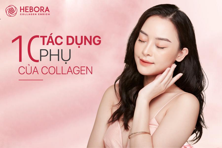 10 tác dụng phụ của Collagen