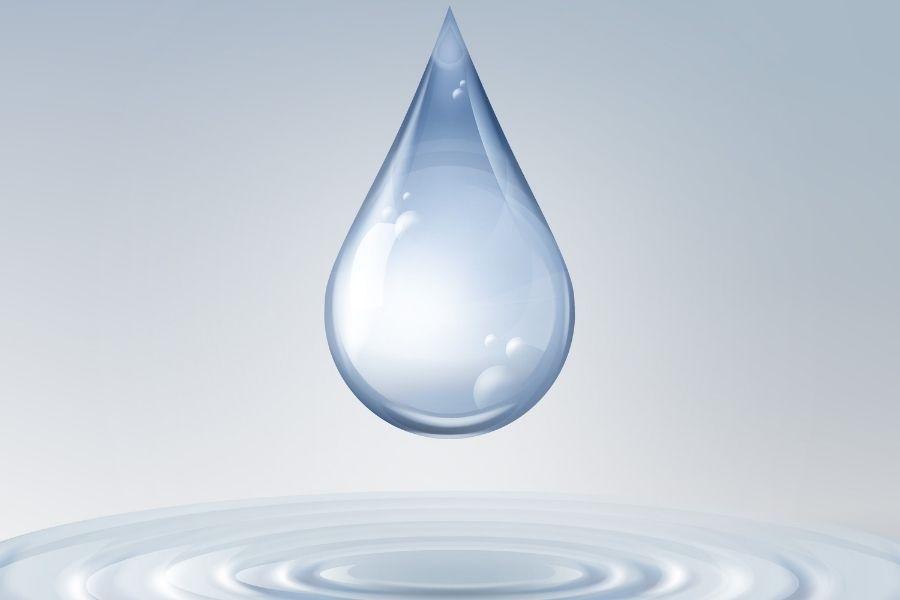 Hyaluronic Acid (HA) là phân tử ngậm nước cực tốt