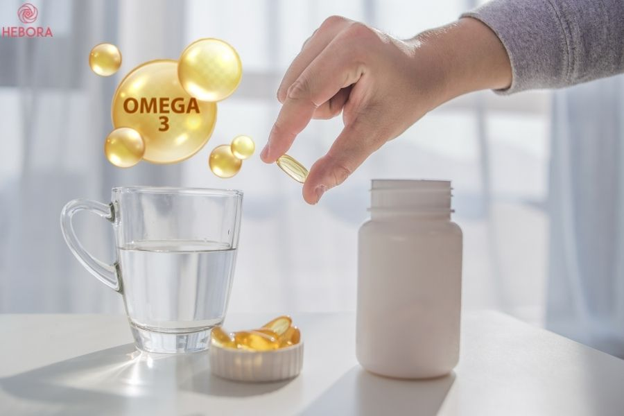 Tác dụng của Omega 3 đối với hệ tuần hoàn